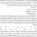 Fearful People (An Article by Haroon-ur-Rasheed)