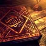 Have we left the Quran?